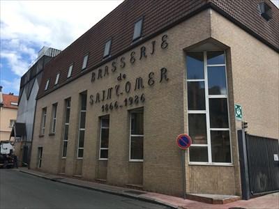 Nhà máy bia Saint Omer