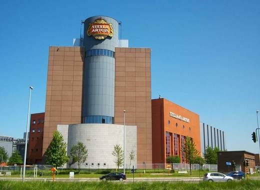 Nhà máy bia Stella Artois