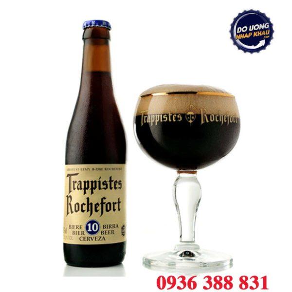 Bia Trappist Rochefort 10