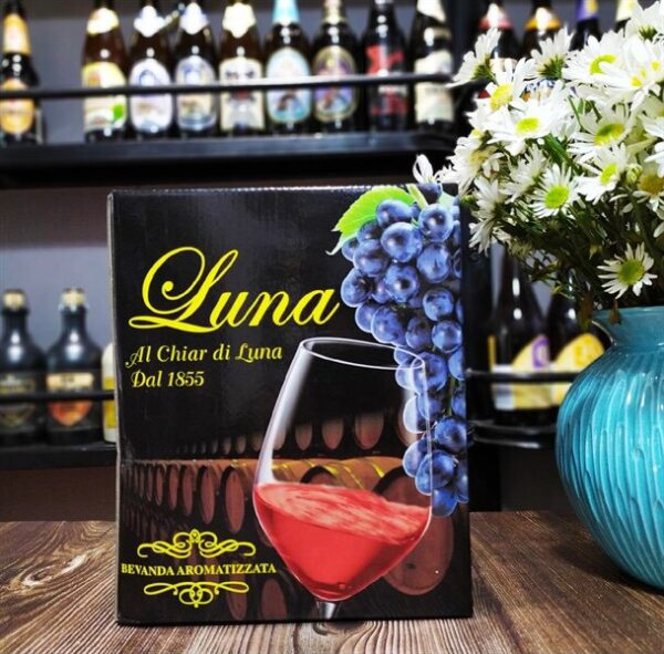 Vang bịch Luna