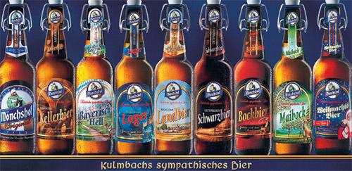 Các sản phẩm bia Monchshof