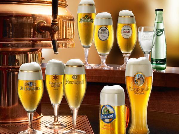 sản phẩm bia Kulmbacher