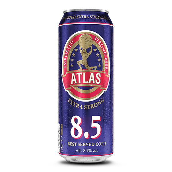 Bia Atlas Extra Strong 8.5%