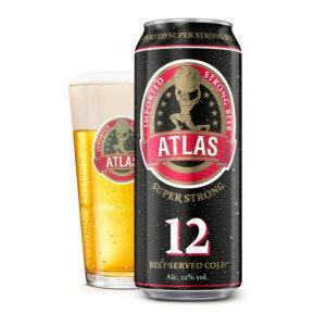 Bia Atlas Super Strong 12%