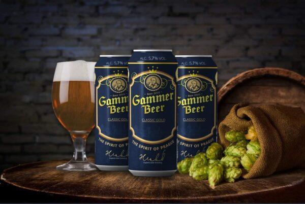 Bia Gammer Classic Gold