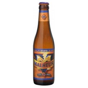 Bia Malheur 10 Bỉ 10% chai 330ml
