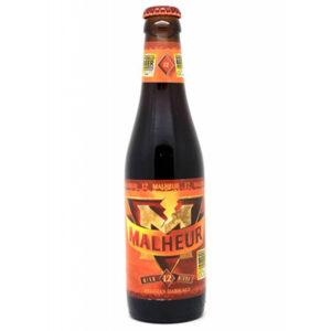 Bia Malheur 12 Bỉ 11,5% chai 330ml