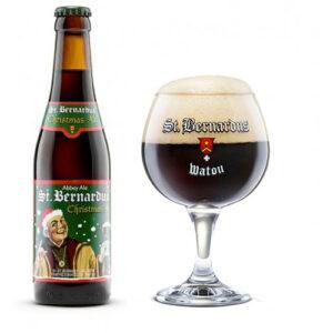 Bia St Bernadus Christmas Ale