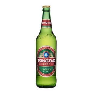 Bia Tsingtao chai 640ml