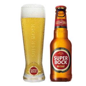 Bia Super Bock Mini