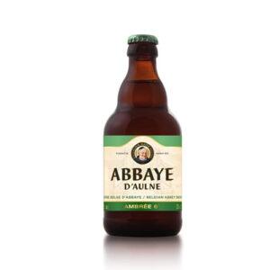 Bia Abbaye Ambree 6% Bỉ chai 330ml