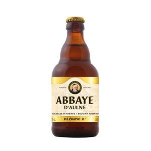 Bia Abbaye Blonde 6% Bỉ chai 330ml