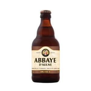 Bia Abbaye Brune 6% Bỉ chai 330ml