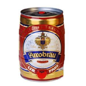 Bia Arcobrau Urfass bom 5 lít