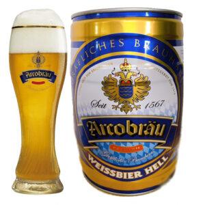 Bia Arcobrau Weissbier Hell