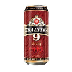 Bia Baltika số 9 big size