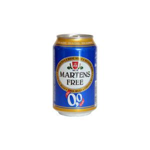 Bia Martens Free Bỉ