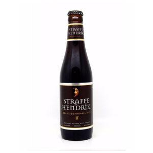 Bia Straffe Hendrik 11% Bỉ chai 330 ml