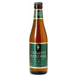 Bia Straffe Hendrik 9% Bỉ chai 330 ml