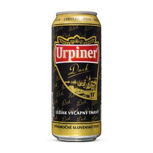 Bia Urpiner Dark 4,5% Tiệp lon 500ml