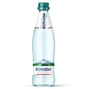 Nước khoáng có ga Borjomi Georgia