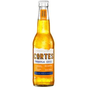 Bia Cortes Tequila 6% Ba Lan chai 330ml
