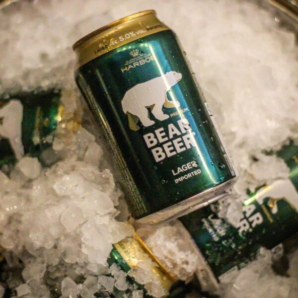 Bia Gấu Premium Lager