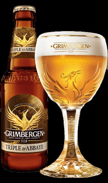 Bia Grimbergen Triple