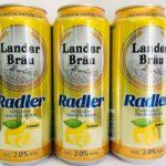 Tìm hiểu về bia Radler