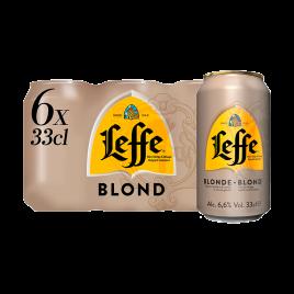 Bia Leffe Blond
