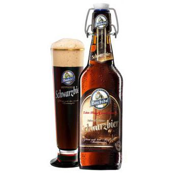 Bia Mönchshof Schwarzbier