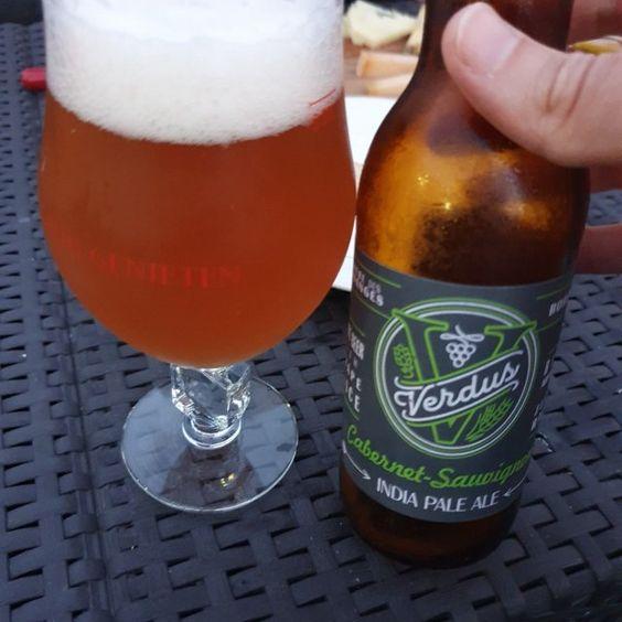 Bia Verdus Cabernet Sauvignon IPA