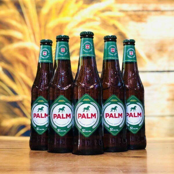 Bia Palm Bỉ chai